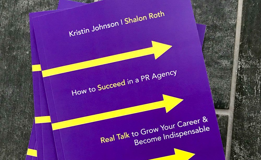 Book to help healthcare PR agency pros grow their careers