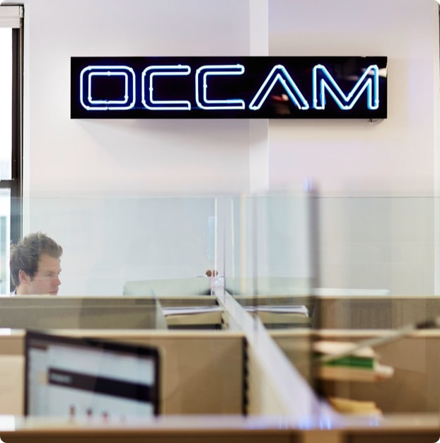 PR-it client Occam, an executive recruiter focused on the life sciences and biotech industry